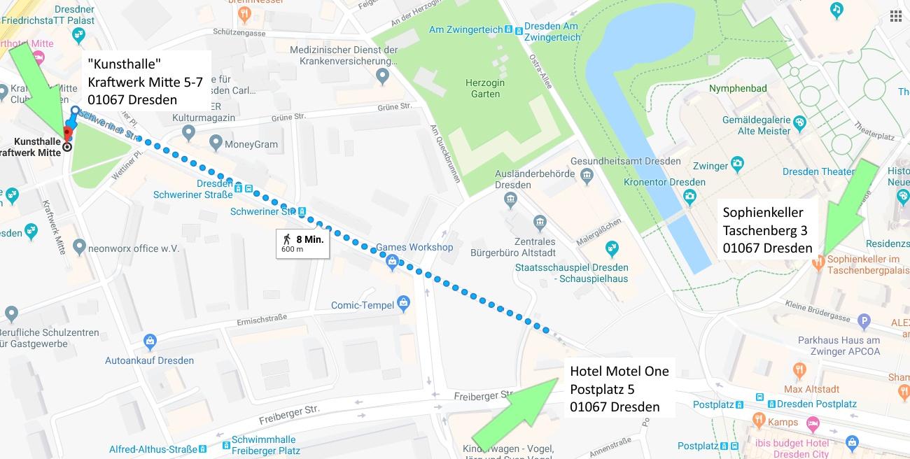"""ExpertenForum Fernwärme findet statt in der """"Kunsthalle"""" im Kraftwerk Mitte"""